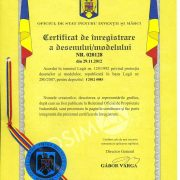certificat OSIM, Prodferrum