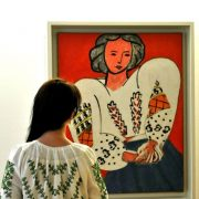 La blouse Romain, Matisse