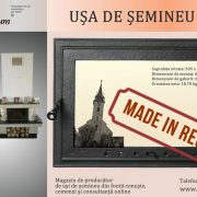 Usi de semineu made in Reghin